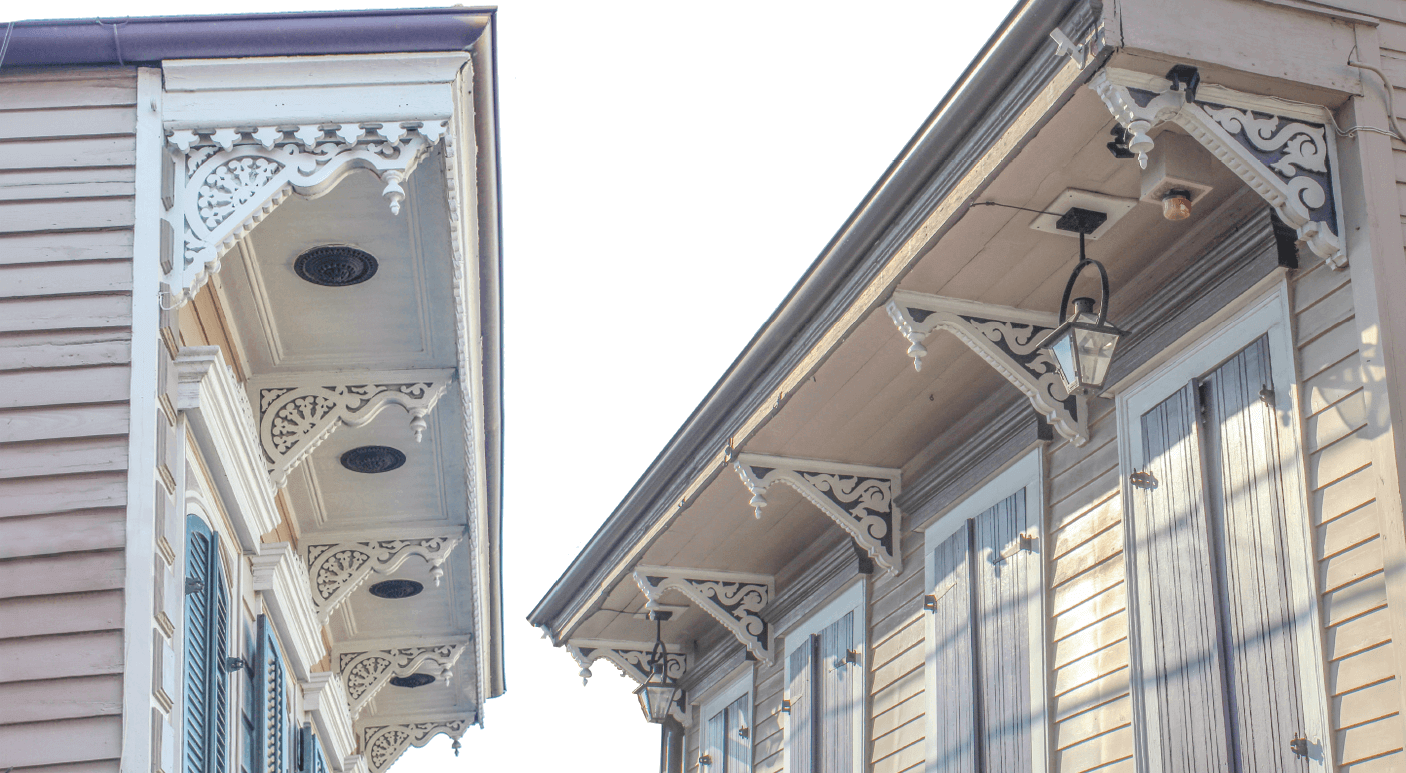 History of Corbels