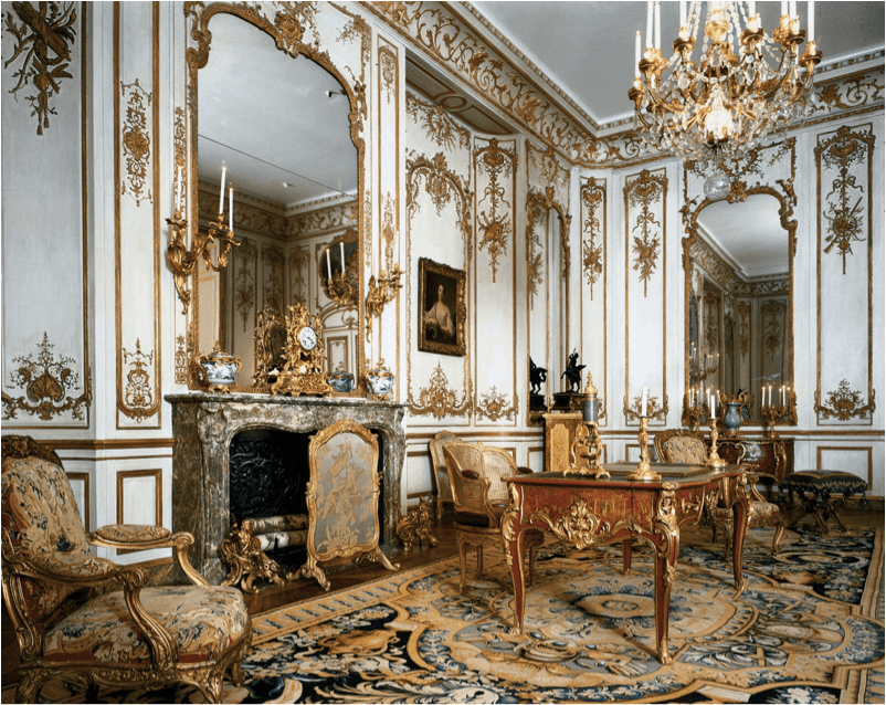 Baroque Interior Design: 6 Important Elements