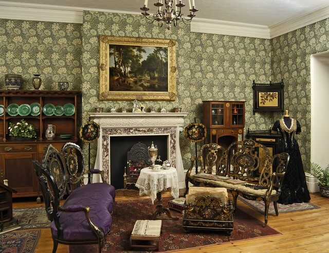 All That Glitters: Victorian Redecorating