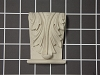Acanthus Leaf Corbel with Base - 2-1/2