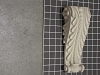 Acanthus Leaf Corbel with Beads - 4-1/8