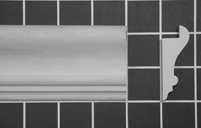 Profile Panel Moulding - 8' L x 2-1/8