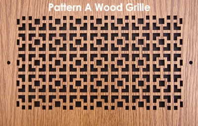 Wood Vent Grilles Make Your Model Homes Stand Out from the Crowd
