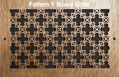 Ventilation Grates Wood Vent Covers Patterncut